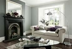 johnstone s manhattan grey steel smoke grey walls living room small rooms grey walls