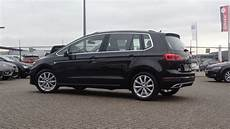 Golf Sportsvan 2018 - volkswagen new golf sportsvan 2018 highline black