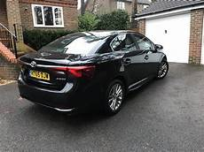 Used 2016 Toyota Avensis Valvematic Business Edition For