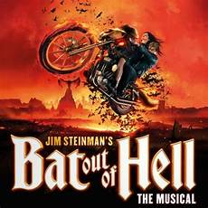 Musical Bat Out Of Hell - bat out of hell the musical tickets new york city