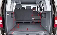 Volk Wagon Volkswagen Caddy Maxi Kofferraum Masse