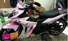 Skotlet Motor Mio by Modifikasi Yamaha Mio Ala Cewek Indo Motor
