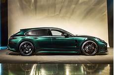 Techart S Porsche Panamera Sport Turismo Package To Debut