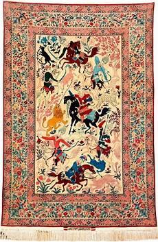 perserteppich 3 buchstaben esfahan quot seirafian quot alt the zentralpersien um 1930 1940 korkwolle gekn 252 pft auf