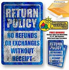 com return policy no refunds or exchanges without