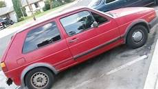 auto air conditioning service 1987 volkswagen gti lane departure warning purchase used used running volkswagen gti 1987 2 door red in anaheim california united states