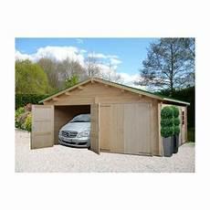 Garage En Bois 30m2 Maison Fran 231 Ois Fabie
