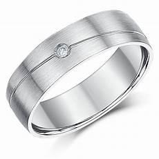 6mm palladium designed diamond wedding ring palladium rings at elma uk jewellery