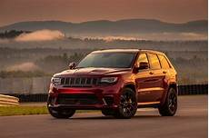 2018 jeep grand trackhawk drive review