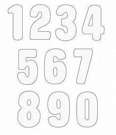 lettering zahlen free printable block letters and numbers for scrapbooking