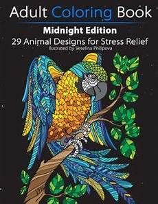amazon com creative haven midnight forest coloring book