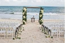 stunning beach wedding ceremony ideas modwedding