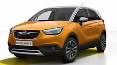 Opel Crossland X 1 6 Ecotec Diesel 99 Innovation Neuve