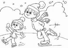 Ausmalbilder Zum Ausdrucken Winter Winter 21 Ausmalbilder Malvorlagen