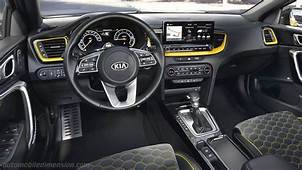 Kia XCeed 2020 Dimensions Boot Space And Interior