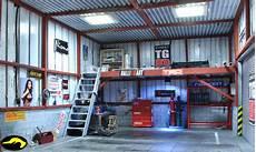 bowerbird garage diorama tuner garage diorama