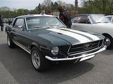 Coup 233 Ford Mustang Aus Der Hansestadt Hamburg Beim