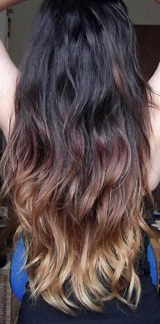 tie and dye brune do it yourself ombre hair boekell washington