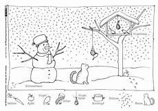 als pdf durch das jahr winter vogelhaus