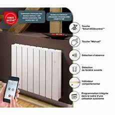 radiateur noirot bellagio radiateur fonte noirot bellagio smart ecocontrol 1250w