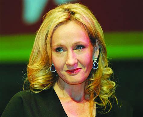 Jk Rowling Height
