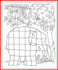 Ausmalbilder Elefant Elmar Malvorlage Elmar Der Elefant Grundschule Rooms Project