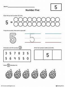 multiplication worksheets number 5 4517 number 5 practice worksheet numbers preschool kindergarten math worksheets writing numbers