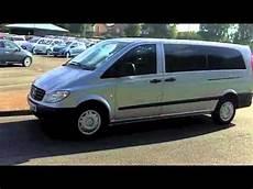 used mercedes vito diesel 2008 2 1 cdi travel line