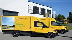 deutsche post dhl posiada już 5 000 pojazd 243 w elektrycznych