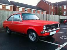 1975 Ford Mkii Mk2 1100 L