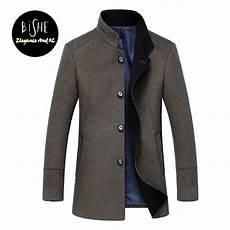 winter wool high quality winter wool coat slim fit jacket mens