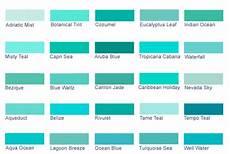 sh yn design list of colors