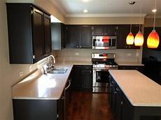 Kitchen Paint Satin by Kitchen Cabinets Color Is Bm Bittersweet Chocolate
