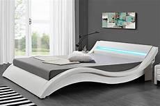 lit design lit design led blanc hypnia lit 224 leds avec t 233 l 233 commande