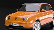 New Renault 4l 2018
