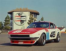Vintage Pics Of The BRE 240Z In All Its Glory  WIRED