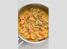 creamy cajun shrimp and pasta_image