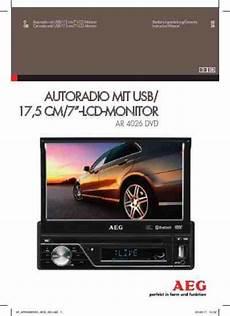 aeg ar 4026 aeg ar 4026 dvd car radio manual for free now