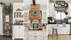 diy rustic shabby chic style kitchen decor ideas farmhouse decor ideas flamingo mango youtube