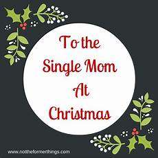 an die alleinerziehende mutter zu weihnachten