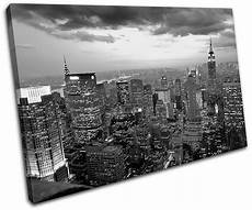 new york nyc skyline city single canvas wall picture