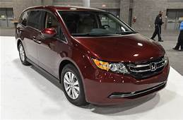 2020 Honda Odyssey Release Date Photos Price Review