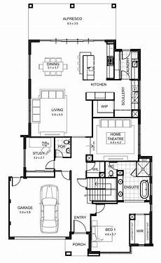 modern four bedroom house plans four bedroom modern house plan with exceptional interiors