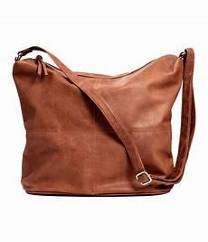 h m shoulder bag in brown lyst