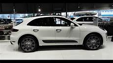 Macan S Diesel - 2017 porsche macan s diesel interior and exterior review