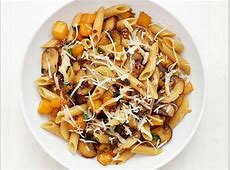 Penne with Butternut Squash Recipe   Food Network Kitchen