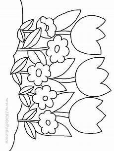 Malvorlagen Blumen Kindergarten Kostenlose Blumen Malvorlagen F 252 R Den Kindergarten 199 Ocuk