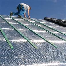 prix isolation toiture par l extérieur isolant mince pour toiture ext 233 rieure aluthermo