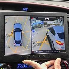 newest 3d hd surround view monitoring system 360 degree