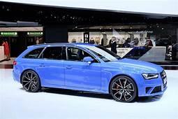 Audi RS4 Geneva 2014  Picture 98382